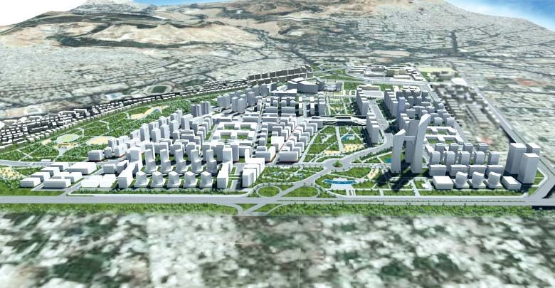 Photo of دمشق الشام القابضة… بوابة الاستثمار … «ماروتا سيتي» مدينة جديدة سوف تسهم في بزوغ فجر جديد لدمشق العراقة